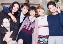 5 mỹ nữ tại chung cư 'Khúc ca hạnh phúc'