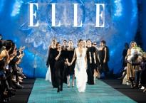 Tăng Thanh Hà khoe BST đầy tinh tế, ứng dụng cao khi lần đầu đưa thương hiệu riêng lên sàn diễn thời trang