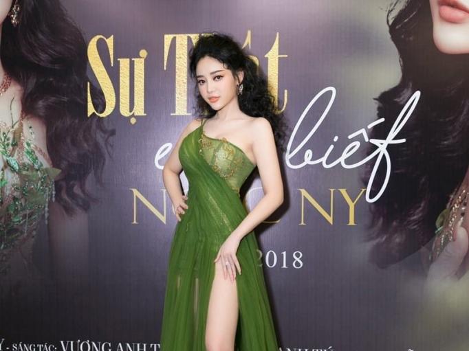 Ngọc Ny 'The Voice' lên tiếng về tin đồn 'đập mặt làm lại'