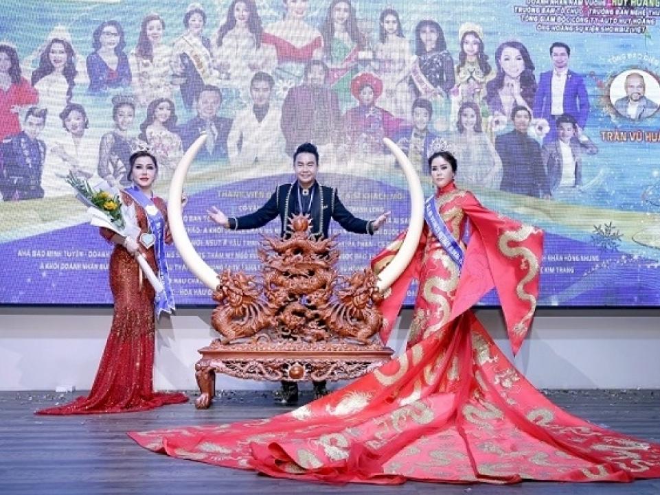 Nam vương Huy Hoàng tổ chức thành công đêm đấu giá quyên góp thiện nguyện