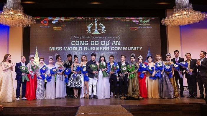 ms world business community 2020 chinh thuc khoi dong voi giai thuong hon 25 ty dong