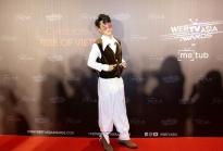 titi xuat xuat hien voi phong cach thoi trang thang hang cung dan sao viet tai metub webtvasia awards 2019