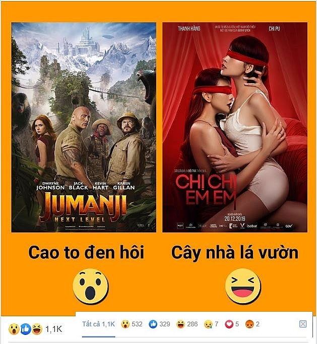 jumanji the next level bom tan hollywood duoc mong cho mua cuoi nam