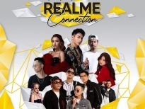 dai nhac hoi realme connection hoi tu dan line up cuc hot