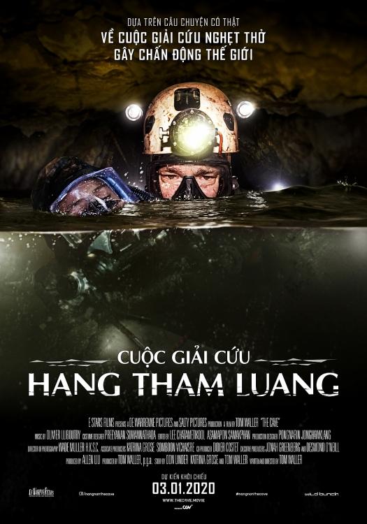 the cave phim dien anh ve chien dich giai cuu doi bong nhi thai lan