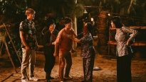 'Ước hẹn làng chài' tập 3: Trang Trần đưa đàn em đi đòi nợ, đốt nhà của Ngân Quỳnh, Lê Lộc