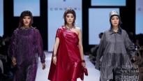 Top 3 'Hoa hậu hoàn vũ Việt Nam 2019' hội ngộ trên sàn diễn 'Tuần lễ thời trang quốc tế Việt Nam 2020'