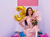 Hồ Bích Trâm đón tuổi 30 với diện mạo quyến rũ