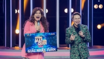 'Gương mặt thân quen':Long Chun xuất sắc giành nhất tuần khi hóa thân thành Hồ Ngọc Hà
