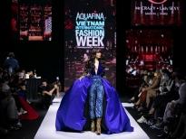 Chị đại Trương Ngọc Ánh trở lại sàn Runway tại 'Aquafina International Fashion Week 2020'