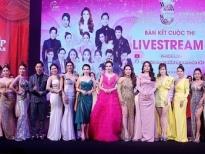 Ngọc Sơn cùng Trương Ngọc Ánh ngồi ghế nóng bán kết 'Miss VietnamGlobal Business 2020'