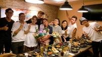 Nam Thư bất ngờ được Lý Nhã Kỳ và dàn sao tổ chức sinh nhật