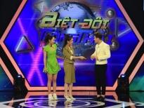 'Biệt đội thông thái': Kha Ly 'bóc phốt'Trần Anh Huy mượn áo chị gái mặc dẫn chương trình
