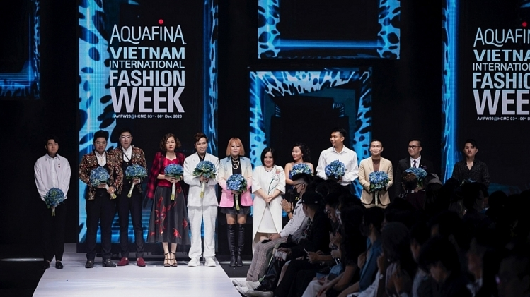 Những con số ấn tượng làm nên thành công rực rỡ của 'Aquafina Tuần lễ thời trang quốc tế Việt Nam 2020'
