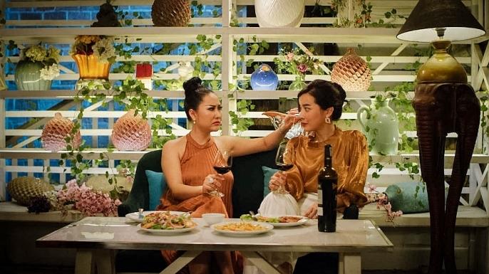 Cao Thái Hà, Phi Thanh Vân 'song kiếm hợp bích' trị chồng ngoại tình