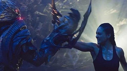'Skylin3s': Cuộc chiến giữa loài người và quái vật ngoài hành tinh