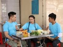 'Ẩm thực kỳ thú': Hồ Bích Trâm khiến Lê Dương Bảo Lâm và Mạc Anh Khoa nể phục vì độ ăn cay 'thần sầu
