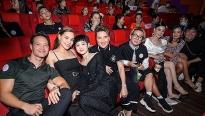 Dàn sao Việt hội tụ mừng Hồ Ngọc Hà ra mắt phim tư liệu