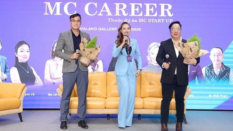 Đỗ Phương Thảo truyền lửa nghề, sáng lập dự án cộng đồng MC Start Up