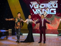 'Vũ điệu vàng': Việt Hương, John Huy, Giang Châu giữ bí mật bảng điểm để công bằng cho thí sinh