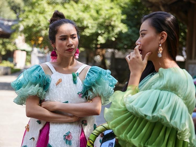 'Đi Việt Nam đi – Vietnam why not': Quỳnh Châu, Kim Duyên căng thẳng vì mâu thuẫn với Hoàng My