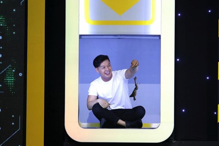 'Người đứng thẳng': Dương Thanh Vàng bị Mai Thanh Tú 'cảnh cáo' vì khiến Don Nguyễn hoảng sợ