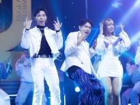 Quang Đăng, Min và Erik 'cháy' hết mình cùng 'Ghen Cô Vy' tại Tiktok Awards