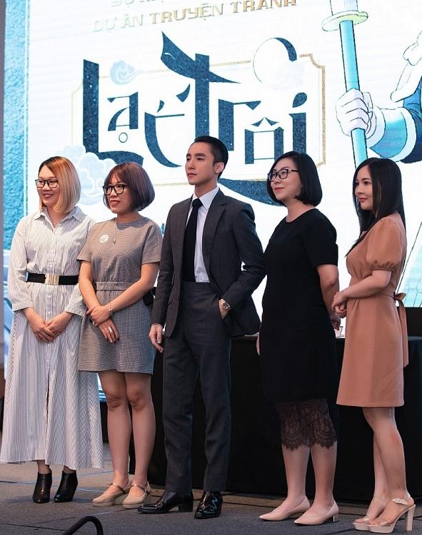 POPS và M-TP Entertainment hợp tác ra mắt truyện tranh 'Lạc trôi'