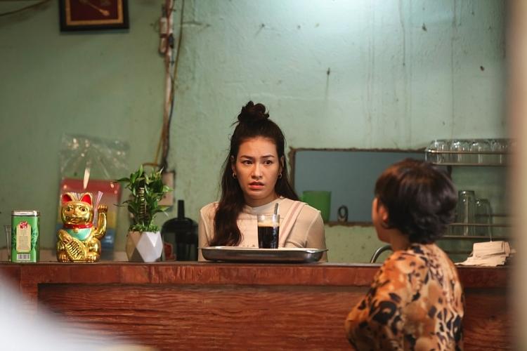 Diễm Trần 'lột xác' trong web-drama mới