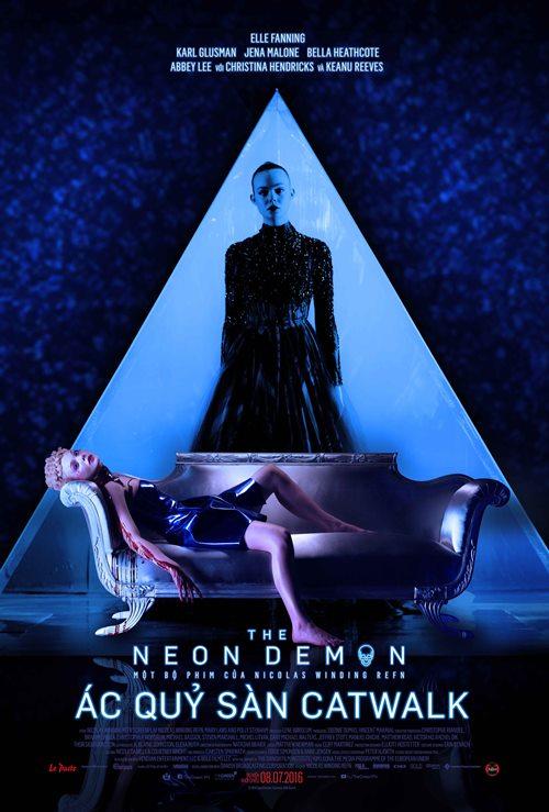Poster Neon Demon