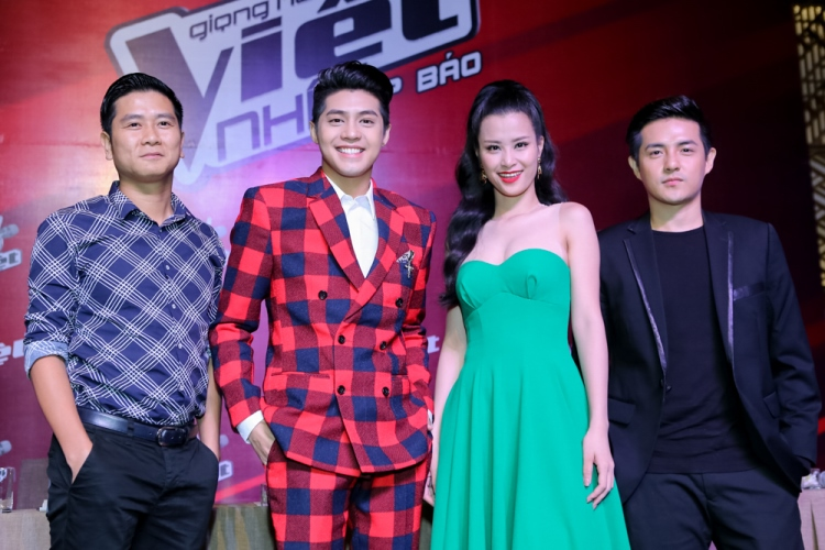 the voice nhi len song 1