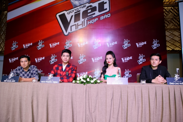 the voice nhi len song