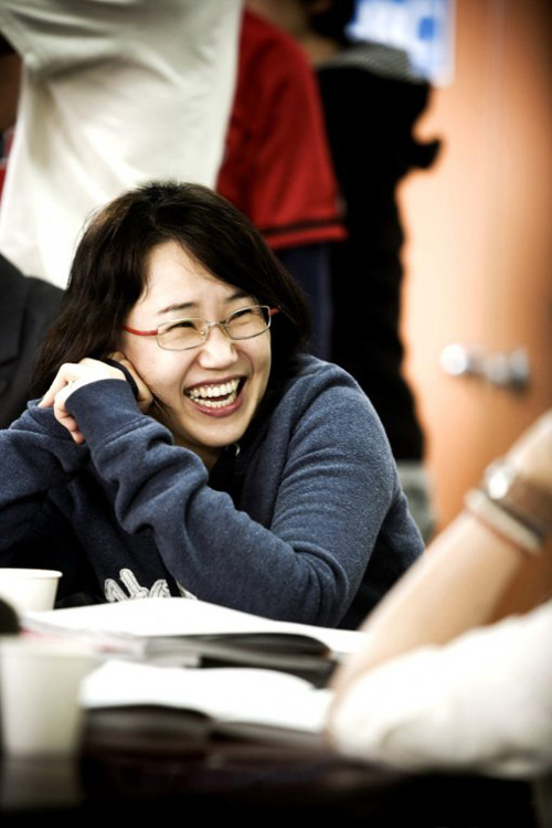 a Biên kịch Kim Eun Sook