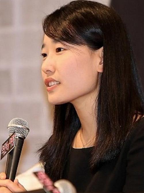 a Box Biên kịch Park Ji Eun