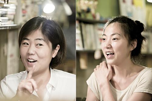 aHai chị em Hong Sisters
