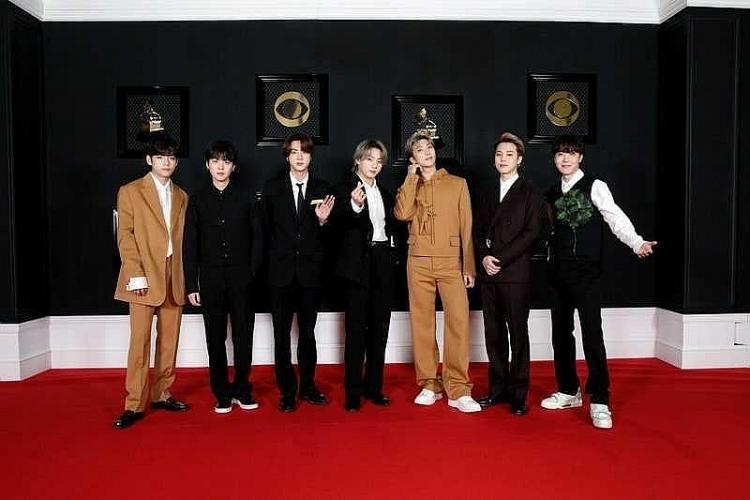 GRAMMY 2021: Fan BTS dậy sóng vì cảm thấy bất công thay cho thần tượng