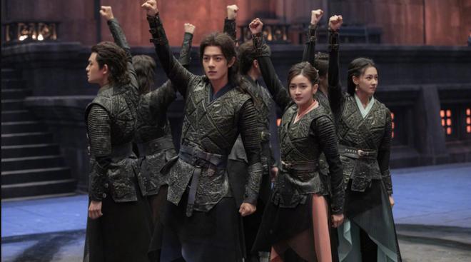 5 phim Trung Quốc hot nhất hiện nay: Tân binh vượt mặt 'Cẩm tâm tựa ngọc'