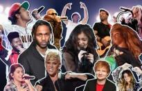 Giải thưởng Grammy 2018: Những điều có thể bạn chưa biết!