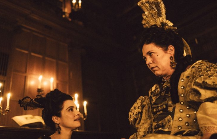 the favourite thang lon tai bafta 2019