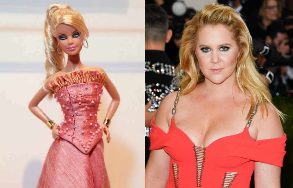 amy schumer se khong hoa than thanh bup be barbie