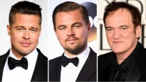 brad pitt va leonardo dicaprio se tham gia once upon a time in hollywood cua quentin tarantino
