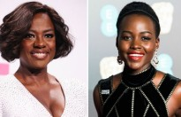 viola davis va lupita nyongo tro thanh me con trong the woman king