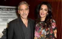 Vợ chồng George Clooney đền đáp hậu hĩnh cho hai láng giềng