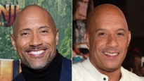 dwayne johnson noi ve bat dong voi vin diesel