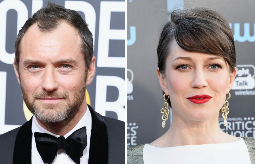 jude law va carrie coon tham gia bo phim the nest