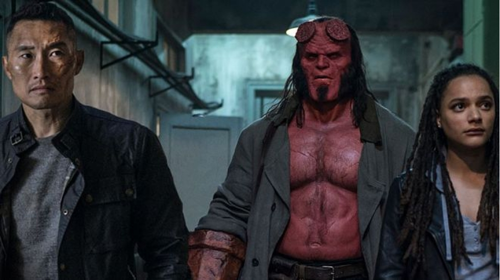 'Hellboy' reboot thất bại tại phòng vé
