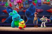 toy story 4 dang de cho doi