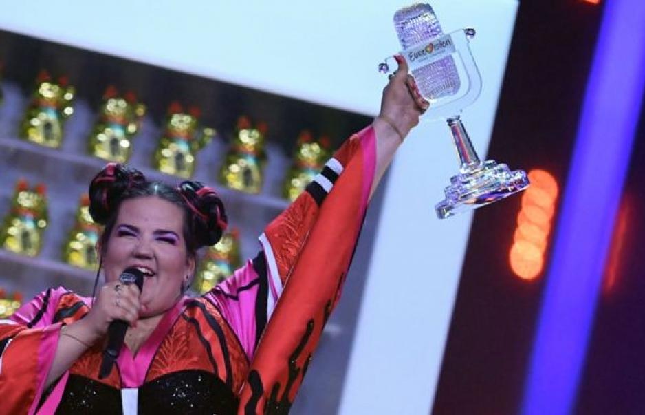 nu ca sy netta cua israel chien thang tai eurovision 2018