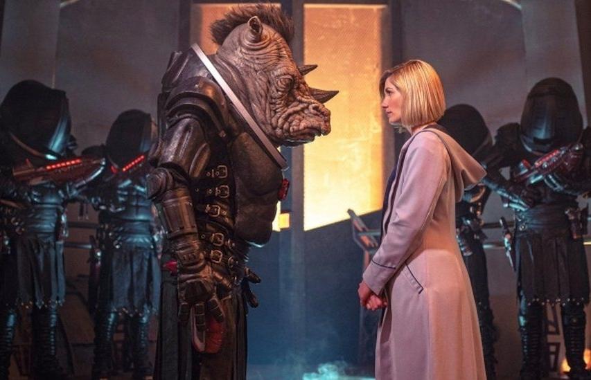 Con quỉ Judoon sẽ xuất hiện trở lại trong 'Doctor Who' mùa 12