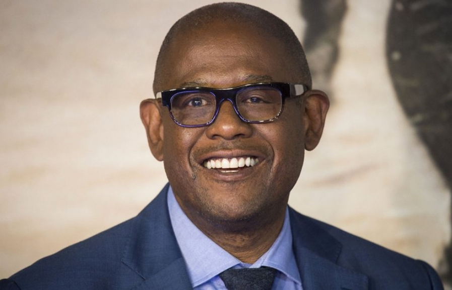 forest whitaker tham gia how it ends